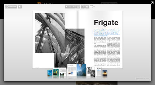 Issuu and Smart Look for a better PDF viewing experience