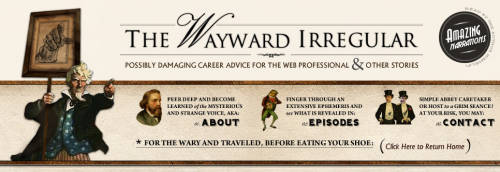 The Wayward Irregular podcast