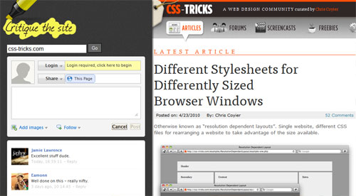 Counting down hurdles to design feedback (5 must-use sites)