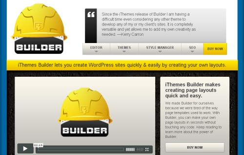 iThemes Builder – Your one-stop WordPress Theme Builder