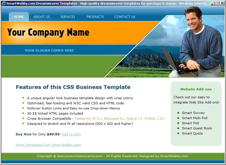 Most Important Sections To Include on Your Business Website