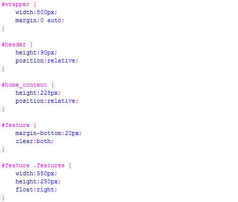 Optimal CSS Files