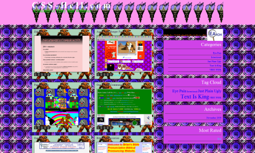 The ugliest websites in the world