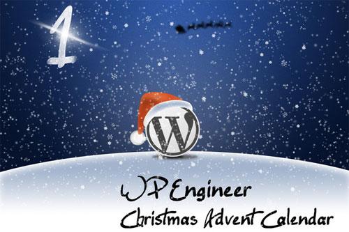 WP Engineer WordPress Christmas Advent Calendar